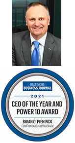 Brian D. Pieninck, President and CEO