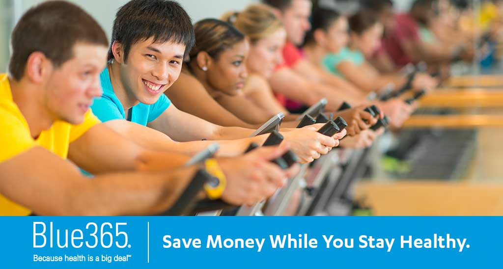 Blue 365: Save Money While You Stay Healthy