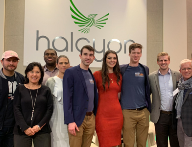 Healthworx supported the Win-Win Homesharing team during the Halcyon cohort kickoff event in 2019.